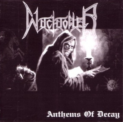 Witchtower - Anthems Of Decay, DemoCD