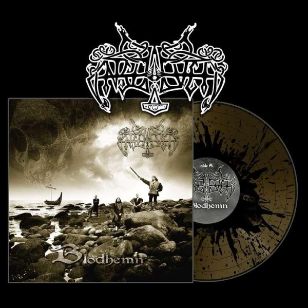 Enslaved - Blodhemn [gold splatter], LP