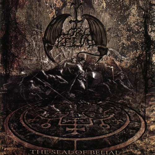 Lord Belial - The Seal Of Belial, CD