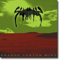 Skullflower - Orange Canyon Mind, CD