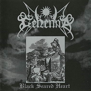 Gehenna - Black Seared Heart, CD