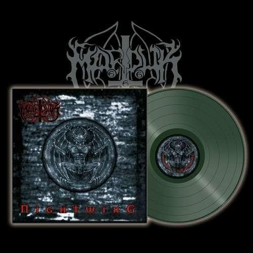 Marduk - Nightwing [swamp green - 300], LP