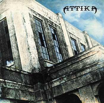 Attika - Attika, CD