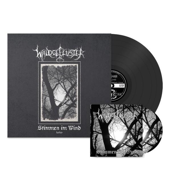 Waldgeflüster - Stimmen im Wind (w/CD), LP