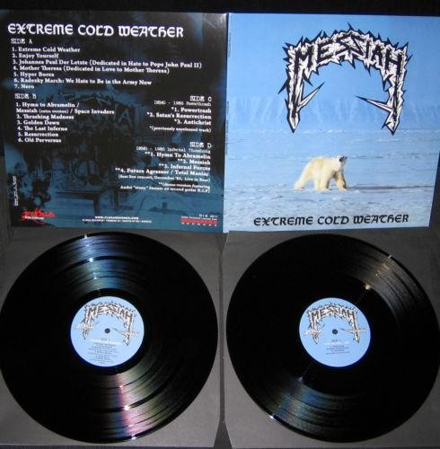Messiah - Extreme Cold Weather [black - 300], 2LP