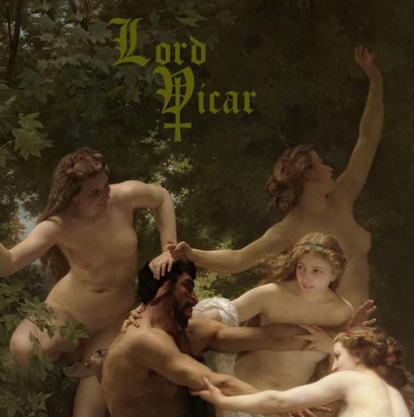 Lord Vicar - Gates of Flesh, CD