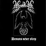 Mysticum - Demons Never Sleep, CD