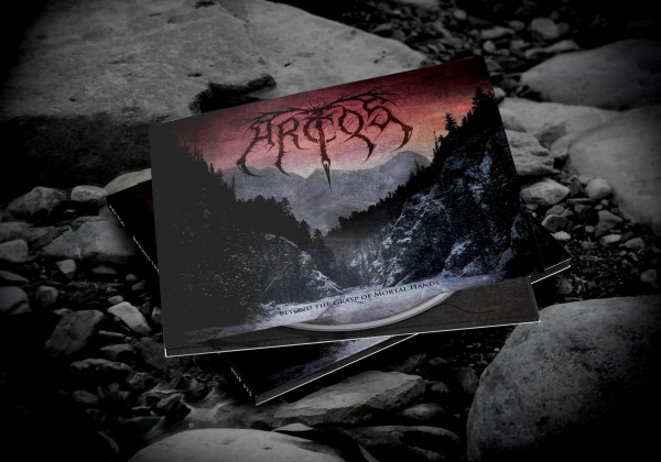 Arctos - Beyond the Grasp of Mortal Hands, DigiCD