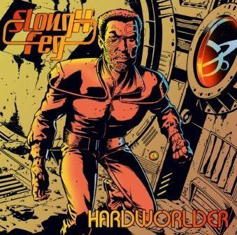 Slough Feg - Hardworlder, CD