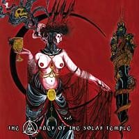 The Order Of The Solar Temple - s/t, CD