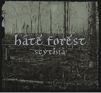 Hate Forest - Scythia, DigiCD
