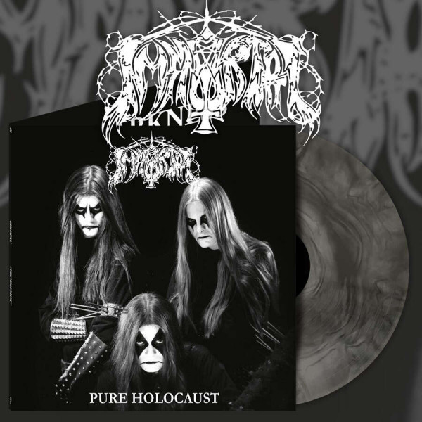Immortal - Pure Holocaust [clear/silver marble - 700], LP