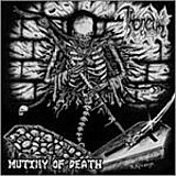 Throneum - Mutiny Of Death, CD