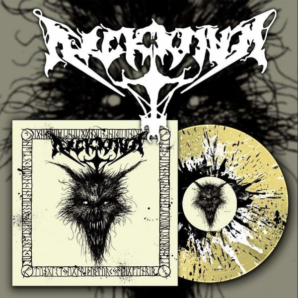 Arckanum - Fenris Kindir [yellow splatter - 250], LP