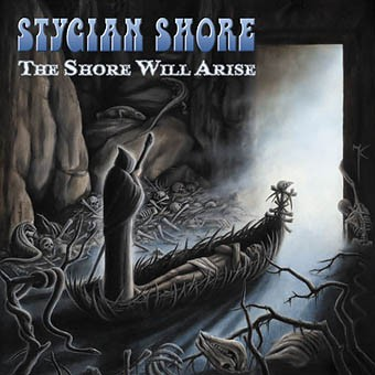 Stygian Shore - The Shore Will Arise, CD
