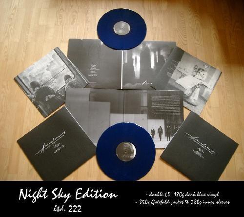 Amesoeurs - s/t [Night Sky Edition - 222], 2LP