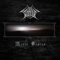 Saros (USA) - Acrid Plains, DigiCD