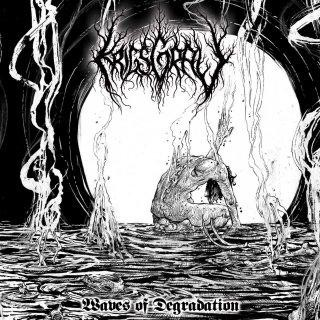 Krigsgrav - Waves Of Degradation, DigiCD