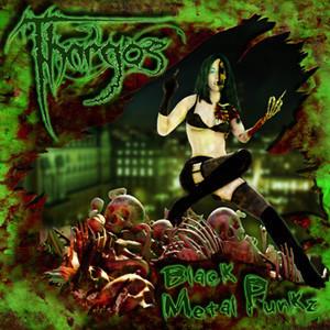 "Thargos - Black Metal Punkz, 7"""