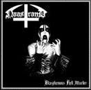 Naastrand - Blasphemous Hell Murder, CD