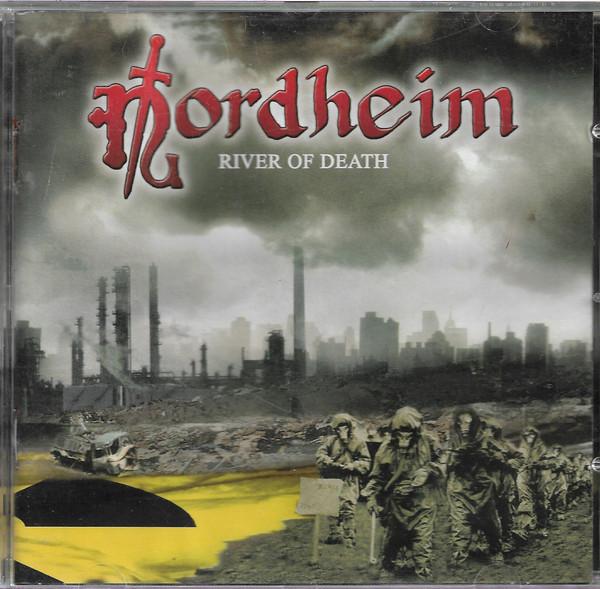 Nordheim - River Of Death, CD