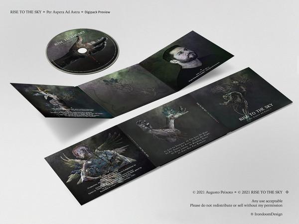 Rise To The Sky - Per Aspera Ad Astra, DigiCD