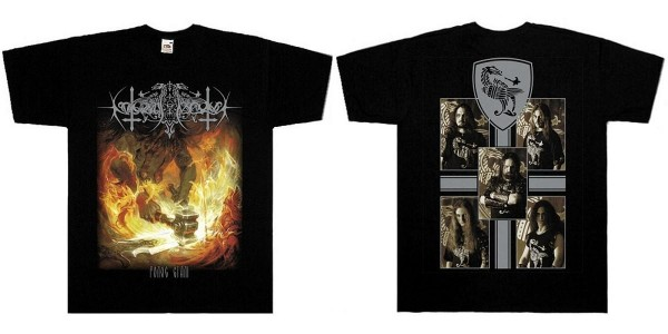 Nokturnal Mortum - The Voice Of Steel, TS