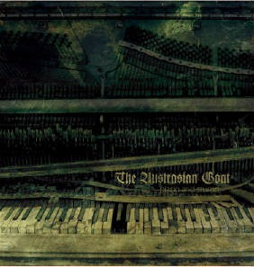 The Austrasian Goat - Piano & Stump [gold - 100], 2LP