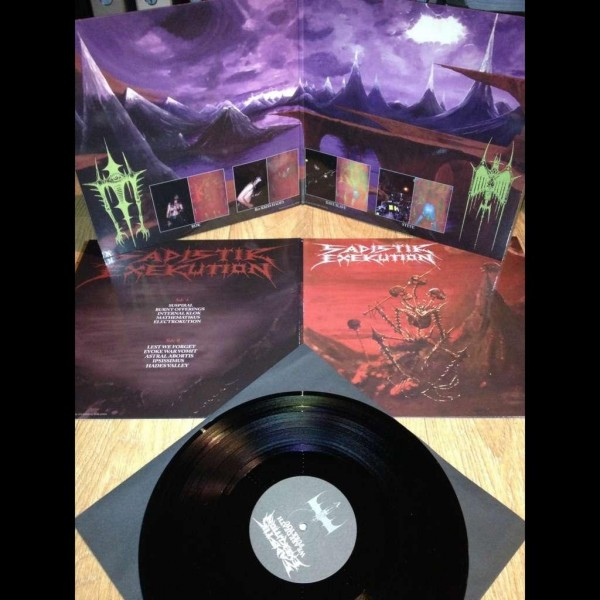 Sadistik Exekution - We Are Death Fukk You, LP