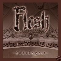 Flesh - Dödsångest, CD