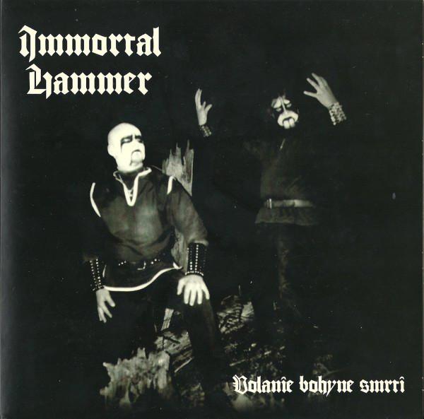 """Immortal Hammer - Volanie Bohyne Smrti, 7"""""""