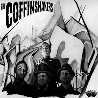 The Coffinshakers - s/t, LP