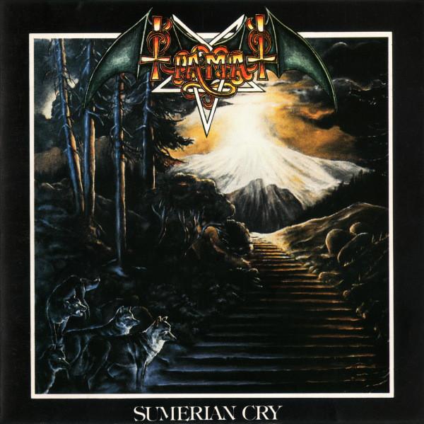 Tiamat - Sumerian Cry, CD