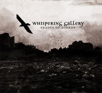 Whispering Gallery - Shades of Sorrow, DigiCD