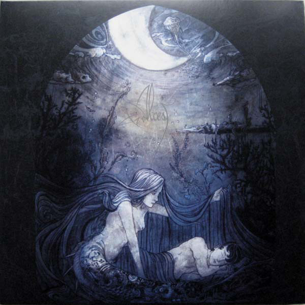 Alcest - Écailles De Lune, CD BOX