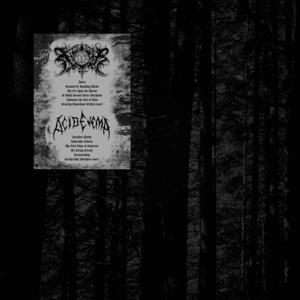 Xasthur/Acid Enema - Split, LP