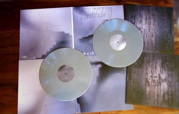 Solitude Aeturnus - Adagio [silver - 350], 2LP
