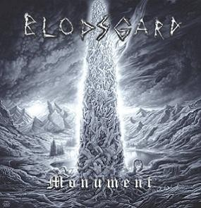 Blodsgard - Monument, CD