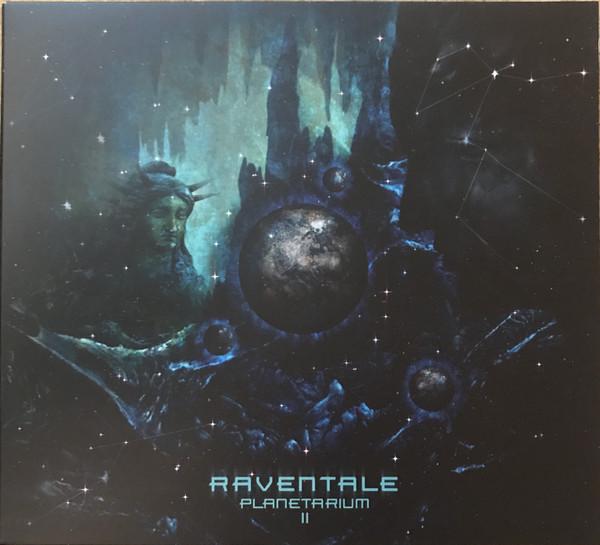 Raventale - Planetarium II, DigiCD
