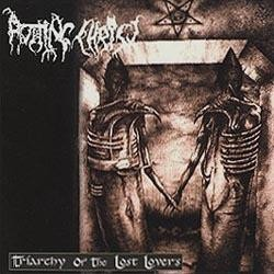 Rotting Christ - Triarchy Of The Lost Lovers [green], LP