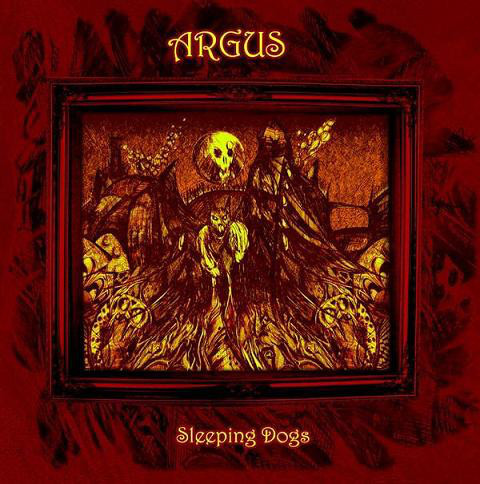 Argus - Sleeping Dogs, 10""