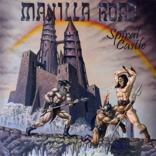 Manilla Road - Spiral Castle, CD