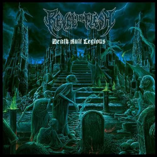 Revel In Flesh - Death Kult Legions, CD