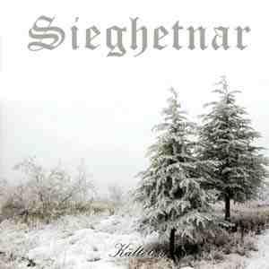 Sieghetnar - Kältetod, CD
