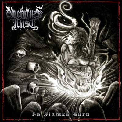 Nocturnes Mist - As Flames Burn, CD