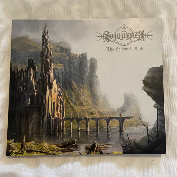 Sojourner - The Shadowed Road, DigiCD