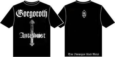 Gorgoroth - Antichrist [S], TS