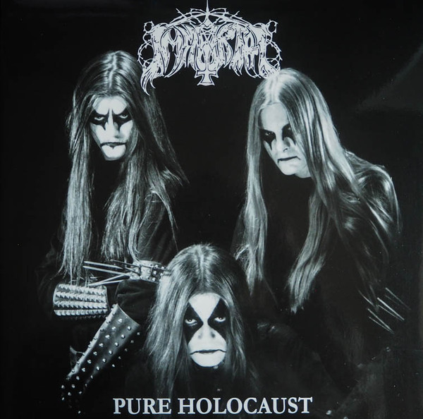 Immortal - Pure Holocaust [clear/light marble], LP