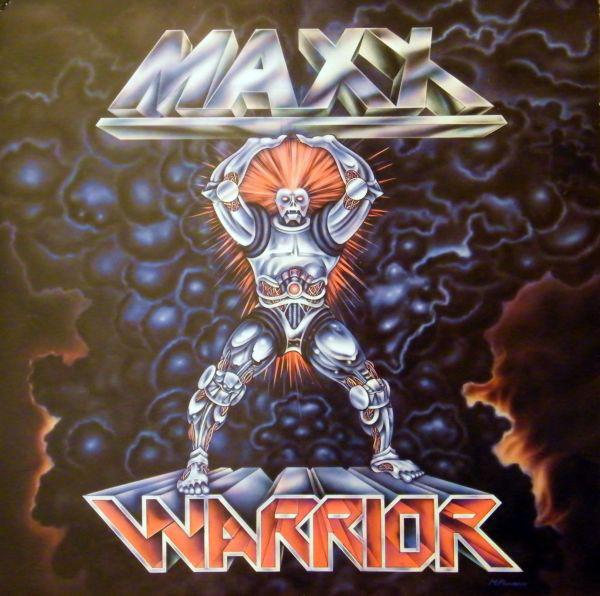 Maxx Warrior - s/t, MLP