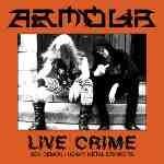 """Armour (Fin) - Live Crime, 7"""""""